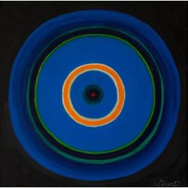 """Autorinis paveikslas """"Neptūno akis"""""""