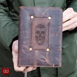''Skull 2'' užrašų knyga
