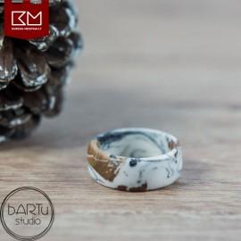 Migdolais kvepiantis žiedas