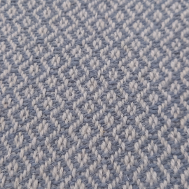 Rankom austa vilnonė skraistė, 200x70