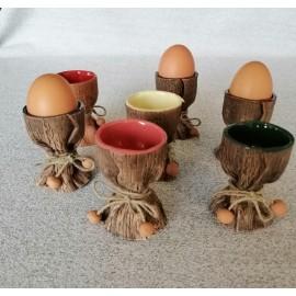 Rankų darbo indelis kiaušiniams