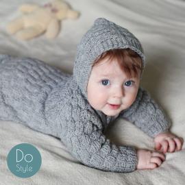 Do Style kombinezonas kūdikiui