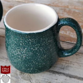 Keraminis puodelis