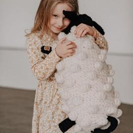 Pagalvėlė Maža balta avytė
